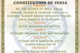 India constitution